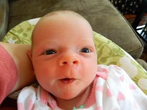 Della - almost 4 weeks